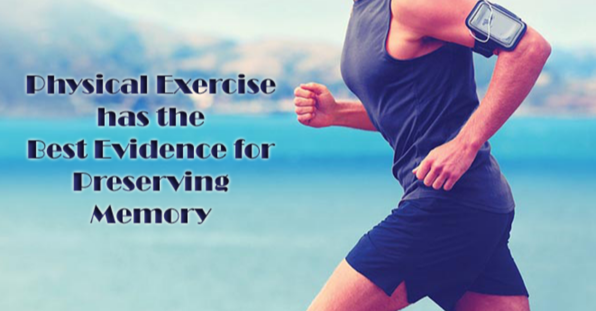 Exercise For Memory And Brain Health