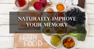 Improve Memory With Food