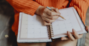 Use A Memory Planner To Get More Done