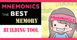 Mnemonic Devices Can Help With Memorization